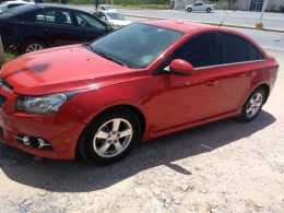 CHEVROLET CRUZE 2012 REGULARIZADO