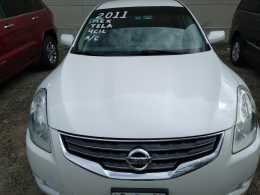 Nissan Altima 2011 mexicano 4 cilindros en perfectas condiciones