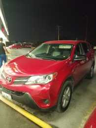 Toyota rav4 2014 LE