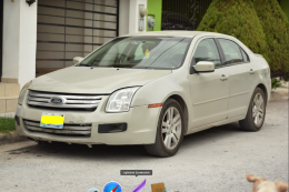 Ford Fusion 2008 regularizado
