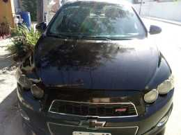 Chevrolet Sonic Rs 2012, Regularizado