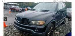 BMW  X5 , 2005, 6 CIL , 3.0, AMERICANA .2,200 DLS