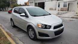 Chevrolet sonic , hatchback  2016