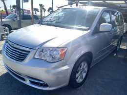 Chrysler Town coumtry touring 2012 mexicana en perfectas condiciones