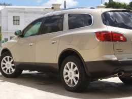 Buick enclave cxl mexicana 2011