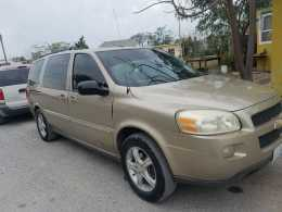 Chevrolet uplander 05