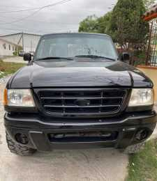FORD RANGER 00 CONVERSION 06