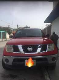 Nissan Frontier 2005 equipada