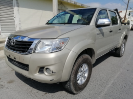 pickup mexicana 2012 (toyota hilux)