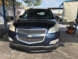 Chevrolet traverse 2010 Lt