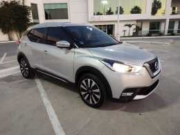 Nissan kicks 2017 mexicana placas al corriente