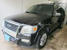 Ford Explorer Limited 2010 Mexicana