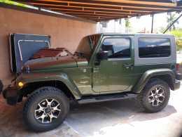 Jeep Wrangler Sahara 2008 4x4