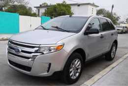 Ford edge  2013 vendo o cambio por colorado