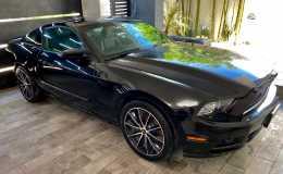 Mustang 2013 fronterizo