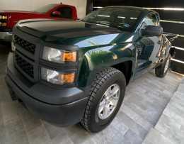 Silverado 2500 v8 4x4 palanca al piso 100% mexicana