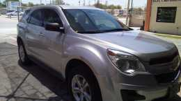 CHEVROLET EQUINOX 2011 MEXICANA