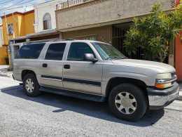 Chevrolet suburban modelo 2005 es americana no esta NACIONALIZADA.