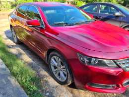 Impala regularizado 2014