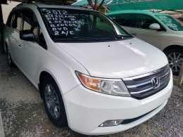 Honda Odyssey EXL 2012 mexicana