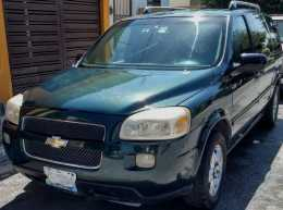 Chevrolet Uplander 2005 regularizada $63 mil