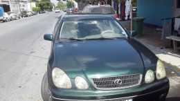 Carro lexus gs400