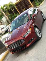 Ford Fusion 2014 reg.