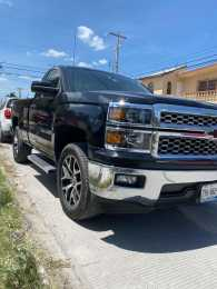 VENDO SILVERADO 2014 REGULARIZADA AL.CORRIENTE
