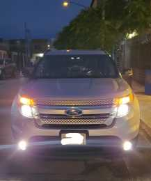 Ford Explorer XLT 2013 MEXICANA 100%