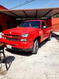 Silverado 2004 G Mexicana