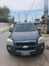 Camioneta Chevrolet Uplander 2005 05