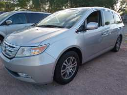 Honda Odyssey EX 2011 mexicana en excelente condiciones.