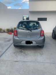 Nissan March Advance 2014 MEXICANO