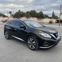MURANO PLATINUM AWD 2015 REGULARIZADA