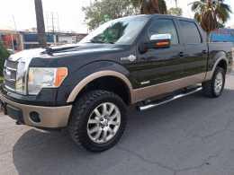 Ford F150 versión King ranch 2011 mexicana  en excelente condiciones
