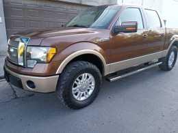 Ford f150 vercion lariat 2012 mexicana en excelente condiciones