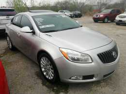 BUICK REGAL 2012 MEXICANO
