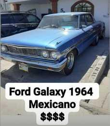 Galaxy 500 1964