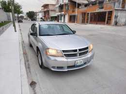Dodge Avenger 2008, 100% Mexicano, 4 cil, std, 1 solo dueño