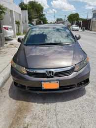 Honda Civic 2012 Mexicano