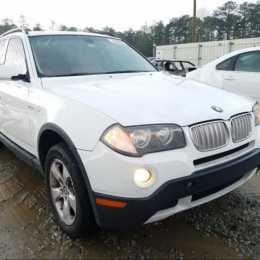 BMW X3 SI Americana 2007