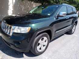 Jeep Gran cherokee límite 2012 mexicana 6 cilindros en excelente condi
