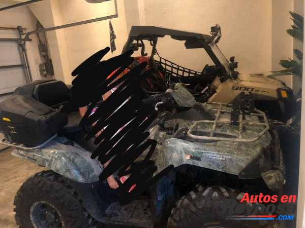 BRUTE FORCE 700 2007 MEXICANA