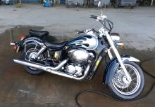 HONDA VT 750cc SHADOW