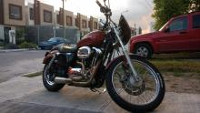 Sportster 1200C Mexicana