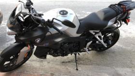 Moto BMW K1200r en excelentes condiciones