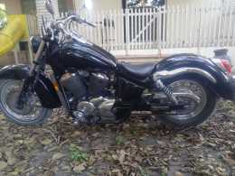 HONDA SHADOW ACE DELUXE 750
