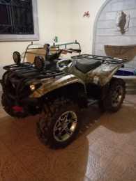 Yamaha 2016 Cuatrimoto, motor 700cc 4x4,