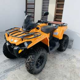 Vendo can am outlander 570